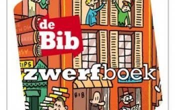 Logo zwerfboeken Turnhhout